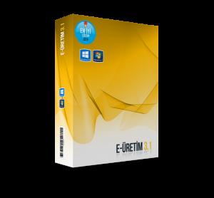 E-Üretim 3.1